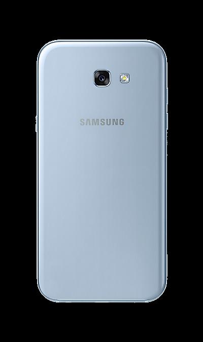 Фото Samsung Galaxy A7 (2017) SM-A720F голубой. Купить в РФ