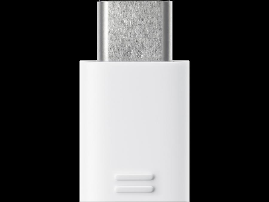 Адаптер Samsung (microUSB/Type-C)