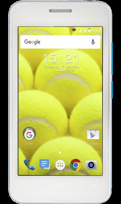 Fly FS407 Stratus 6Смартфоны<br>2G, 3G, Wi-Fi; ОС Android; Камера 2 Mpix; Разъем для карт памяти; MP3, FM; Время работы 100 ч. / 5.0 ч.; Вес 110 г.<br><br>Colour: Голубой