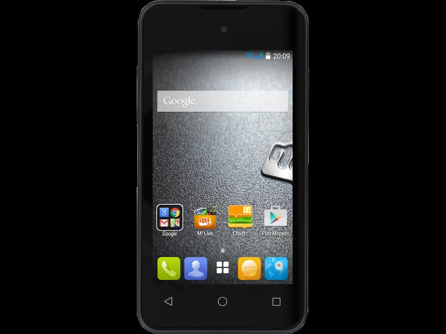 Micromax Школьный комплект: смартфон Micromax BOLT D303 Black + бонус 300 на счет micromax школьный комплект смартфон micromax bolt d303 green бонус 3000 на счет