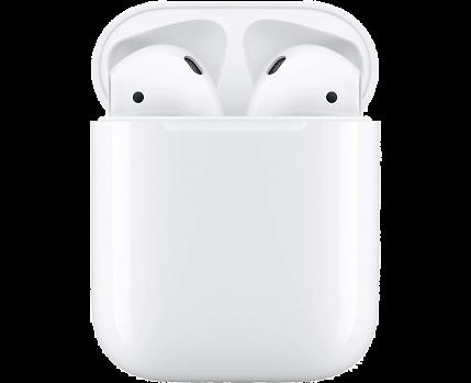 купить Bluetooth гарнитура Apple Airpods стерео по выгодной цене в