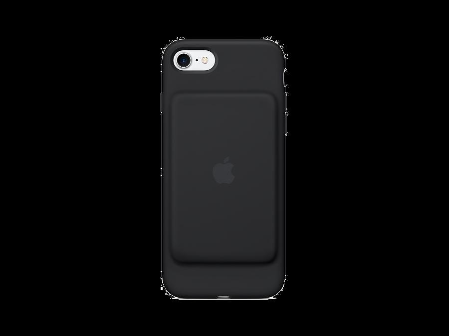 Чехол-аккумулятор Apple для Apple iPhone 7, пластик, черный