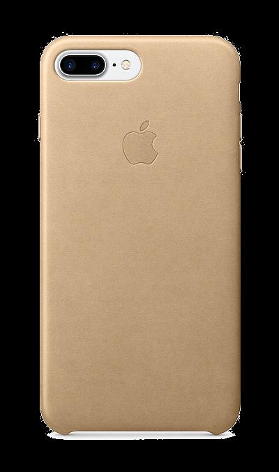 Apple Чехол-крышка Apple для Apple iPhone 7 Plus/8 Plus, кожа, коричневый чехлы для телефонов remax чехол силиконовый apple iphone 7 4 7 remax waves синий