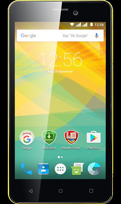 Prestigio Wize NK3Смартфоны<br>2G, 3G, Wi-Fi; ОС Android; Камера 5 Mpix; Разъем для карт памяти; MP3, FM; Вес 159 г.<br><br>Colour: Желтый