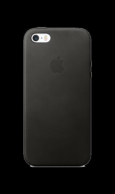 Чехол-крышка Apple для Apple iPhone SE, кожа, черныйЧехлы и сумочки<br>Эти роскошные чехлы от Apple изготовлены из специально обработанной и выделанной кожи европейского производства. Поскольку они созданы специально для iPhone SE, они плотно прилегают к корпусу, так что ваш телефон всё равно будет выглядеть невероятно тонким. Мягкая внутренняя поверхность чехла, выполненная из микроволокна, защитит корпус вашего iPhone. А внешняя сторона порадует вас насыщенным оттенком: благодаря специальной технологии краситель проникает глубоко в структуру кожи.<br><br>Colour: Черный