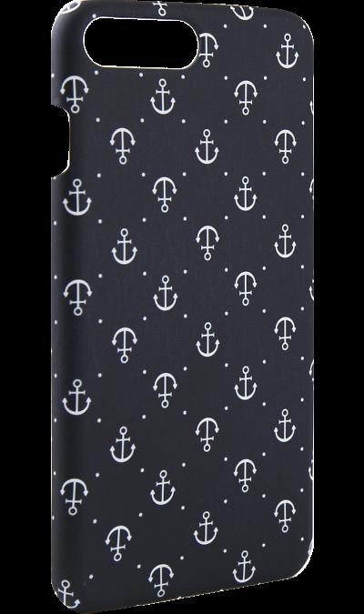 Чехол-крышка i-Paint ANCHOR для Apple iPhone 7 Plus/8 Plus, пластик, узорЧехлы и сумочки<br>Чехол поможет не только защитить ваш смартфон от повреждений, но и сделает обращение с ним более удобным, а сам аппарат будет выглядеть еще более элегантным.<br><br>Colour: Разноцветный