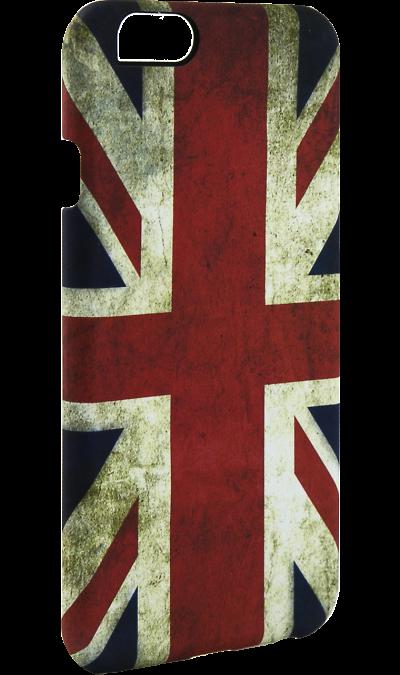 Чехол-крышка i-Paint UK для Apple iPhone 6/6S, пластик, узорЧехлы и сумочки<br>Чехол поможет не только защитить ваш смартфон от повреждений, но и сделает обращение с ним более удобным, а сам аппарат будет выглядеть еще более элегантным.<br><br>Colour: Разноцветный