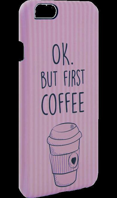 i-Paint Чехол-крышка i-Paint COFFEE MUG для Apple iPhone 6/6S, пластик, узор kitepie542lim201710 value kit rock paint distributing corp tempera paint lim201710 and elmer s washable all purpose school glue sticks epie542