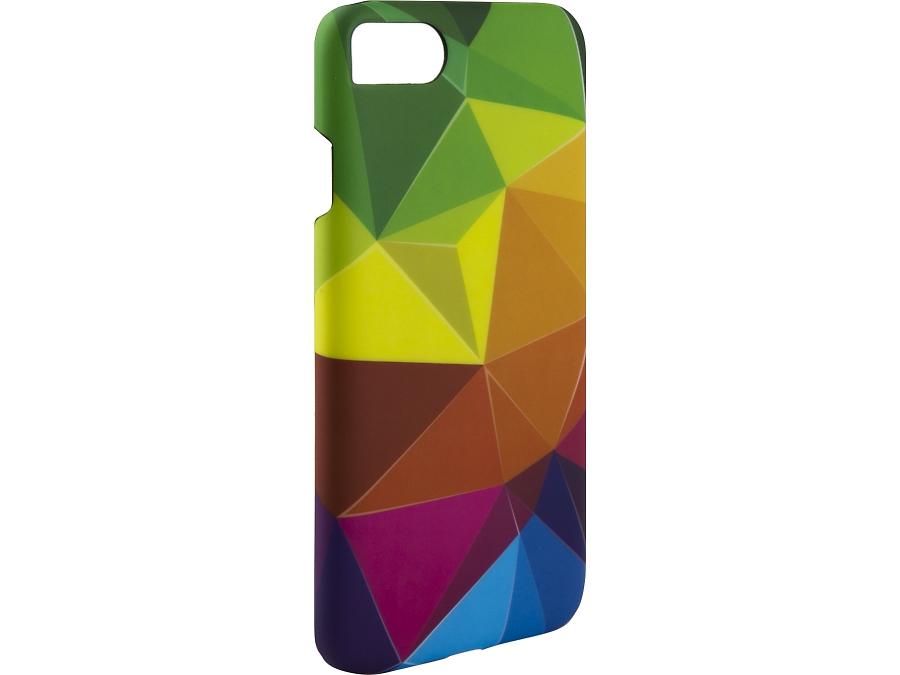 Чехол-крышка i-Paint RAINBOW для Apple iPhone 7, пластик, узор