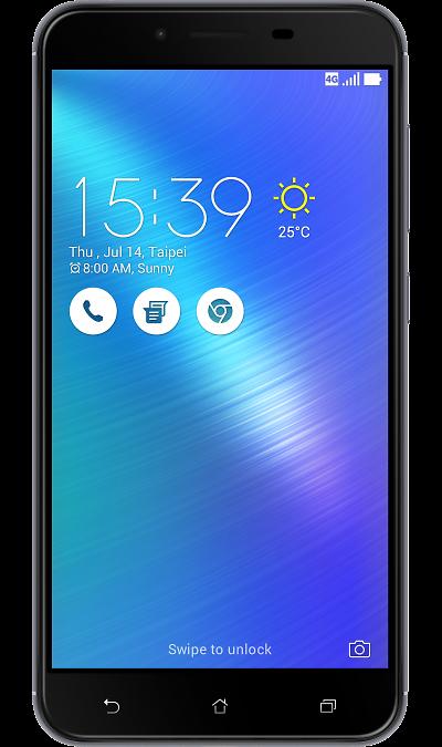 ASUS ZenFone 3 Max ZC553KL 32Gb Ram 2Gb4.0Смартфоны<br>2G, 3G, 4G, Wi-Fi; ОС Android; Дисплей сенсорный 16,7 млн цв. 5.5; Камера 16 Mpix, AF; Разъем для карт памяти; MP3, FM,  GPS / ГЛОНАСС; Вес 175 г.<br><br>Colour: Серый