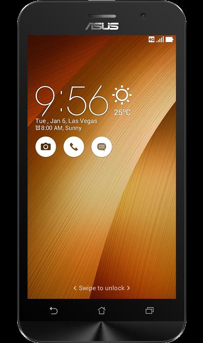 ASUS ZenFone Go ZB500KL 16GbСмартфоны<br>2G, 3G, 4G, Wi-Fi; ОС Android; Дисплей сенсорный 16,7 млн цв. 5; Камера 13 Mpix, AF; Разъем для карт памяти; MP3, FM,  GPS / ГЛОНАСС; Вес 151 г.<br><br>Colour: Золотистый
