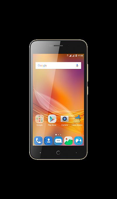 ZTE Blade A601 LTE GoldСмартфоны<br>2G, 3G, 4G, Wi-Fi; ОС Android; Дисплей сенсорный емкостный 16,7 млн цв. 5; Камера 8 Mpix, AF; Разъем для карт памяти; MP3, FM,  GPS; Вес 167 г.<br><br>Colour: Золотистый