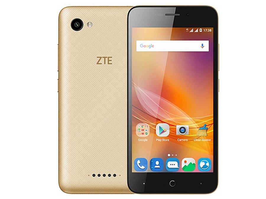 Фото ZTE Blade A601 LTE Gold. Купить в РФ
