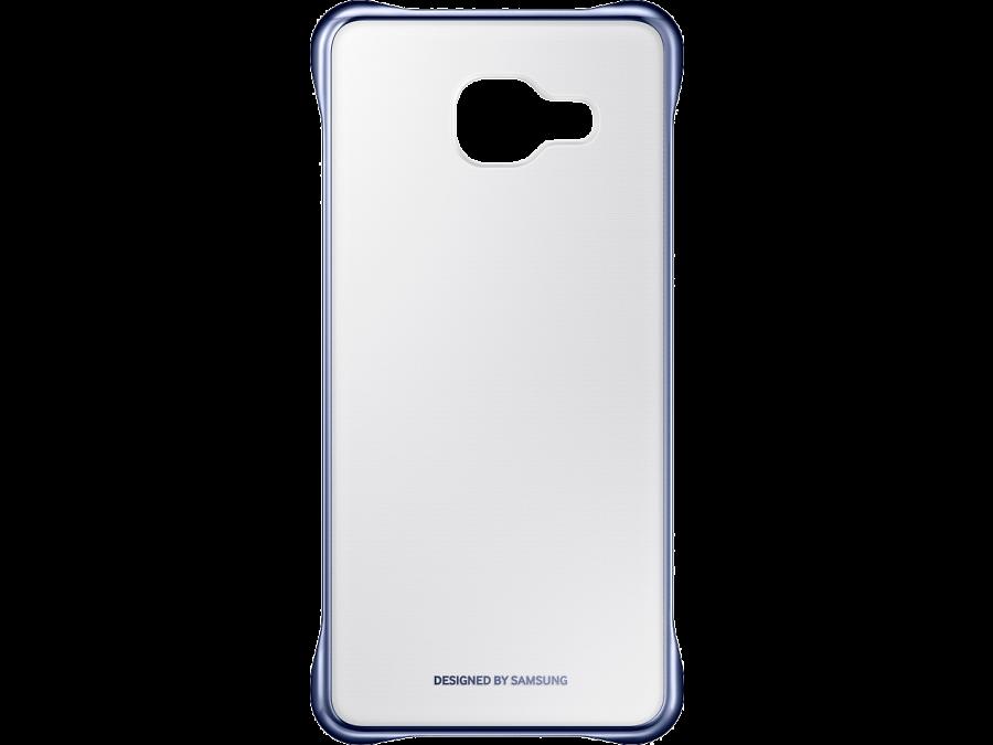 Чехол-крышка Samsung для Galaxy A3 (2016), поликарбонат (черная рамка)