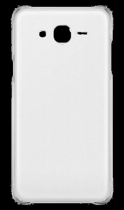 Samsung Чехол-крышка Samsung для Galaxy J3 (2016), поликарбонат, прозрачный