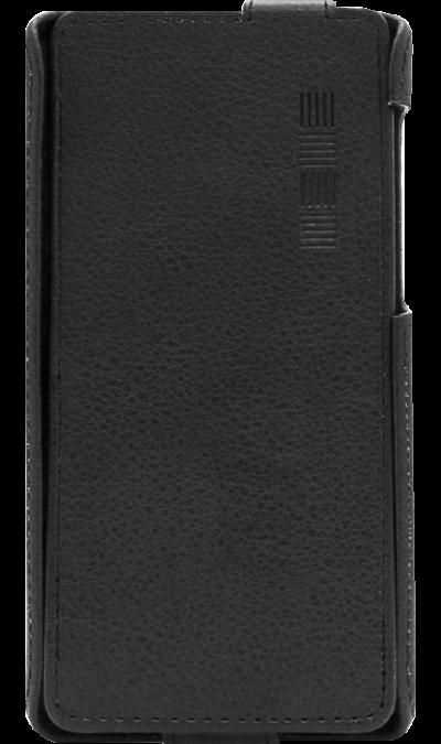 Чехол-книжка Inter-Step для Prestigio Wize NK3 3527 , кожзам, черныйЧехлы и сумочки<br>Удобный чехол для Prestigio Wize NK3 3527 поможет не только защитить ваш смартфон от повреждений, но и сделает обращение с ним более удобным, а сам аппарат будет выглядеть еще более элегантным.<br><br>Colour: Черный