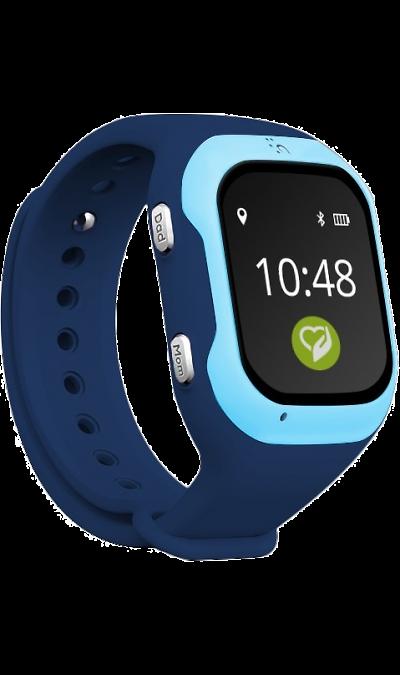 Кнопка жизни К917 синиеУмные часы<br>Детские часы-телефон с геолокацией позволят точно узнать, где находится ваш ребенок в приложении на планшете или смартфоне, а также позвонить и поговорить с ним!<br><br>Специальная программа для телефона, планшета и ноутбука: просто установите на iPhone или Android и с этого момента вы всегда будете в курсе того, что происходит в жизни Вашего ребенка, даже когда он не рядом. Управление часами осуществляется через эксклюзивное приложение для смартфона родителей Knopka911, сделанное в ...<br><br>Colour: Синий