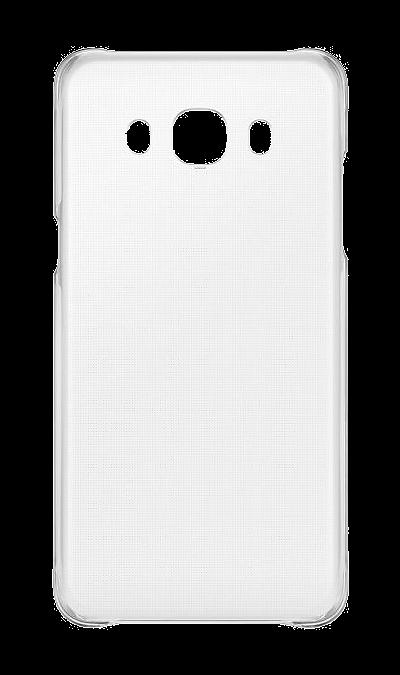 Чехол-крышка Samsung для Galaxy J5 (2016), поликарбонат, прозрачныйЧехлы и сумочки<br>Чехол Samsung поможет не только защитить ваш Samsung Galaxy J5 (2016) от повреждений, но и сделает обращение с ним более удобным, а сам аппарат будет выглядеть еще более элегантным.<br>