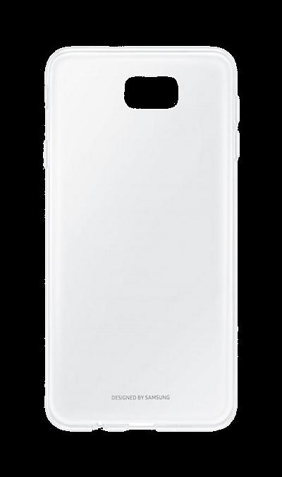 Samsung Чехол-крышка Samsung Clear Cover для Galaxy J5 Prime, поликарбонат, прозрачный защитное стекло для samsung galaxy j5 prime sm g570f caseguru на весь экран с белой рамкой