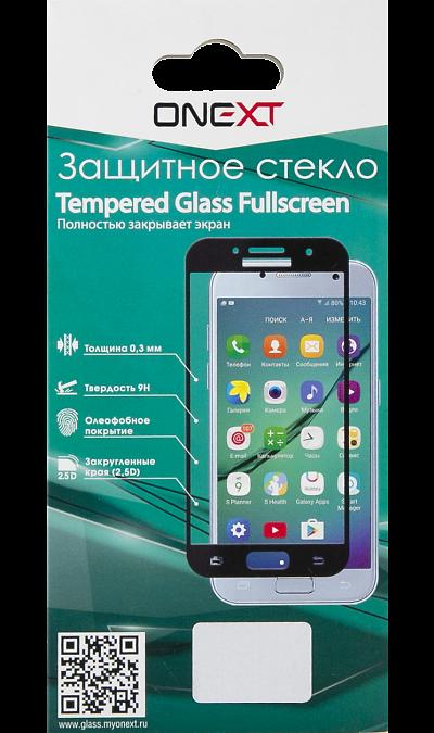 Защитное стекло One-XT для Galaxy A5 (2016) (с черной рамкой)