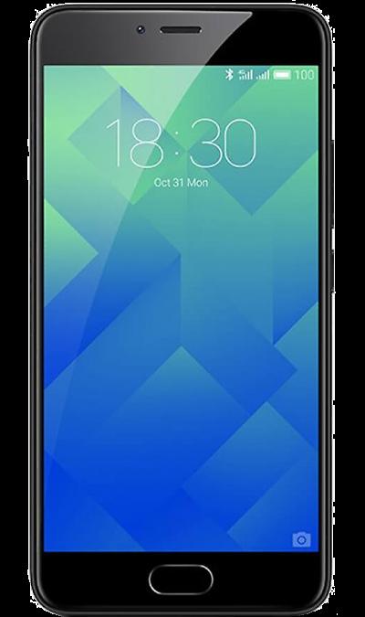 Meizu M5 16GbСмартфоны<br>2G, 3G, 4G, Wi-Fi; ОС Android; Камера 13 Mpix, AF; Разъем для карт памяти; MP3,  GPS / ГЛОНАСС; Вес 138 г.<br><br>Colour: Черный