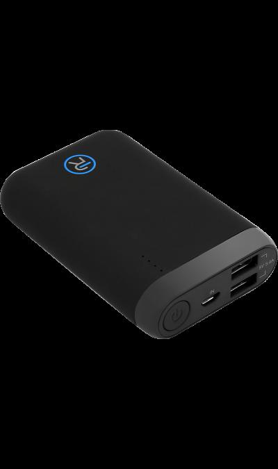 Аккумулятор Revocharge, Li-Ion, 10000 мАч, черный (портативный)Аккумуляторы внешние<br>Благодаря Revocharge вы не останетесь с разряженной батареей на ходу. Портативный аккумулятор мощностью 10000 мАч идеален для полной зарядки смартфона или планшета, когда рядом нет розетки. Мощности устройства достаточно, чтобы полностью зарядить смартфон 3-4 раза или планшет 2 раза. Светодиодные индикаторы позволяют узнать, сколько мощности доступно. С двумя USB-портами аккумулятор может заряжать два устройства одновременно.<br><br>Colour: Черный