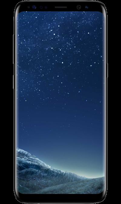 Samsung Galaxy S8 BlackСмартфоны<br>2G, 3G, 4G, Wi-Fi; ОС Android; Дисплей сенсорный емкостный 16,7 млн цв. 5.8; Камера 12 Mpix, AF; Разъем для карт памяти; MP3,  BEIDOU / GPS / ГЛОНАСС; Повышенная защита корпуса; Вес 155 г.<br><br>Colour: Черный