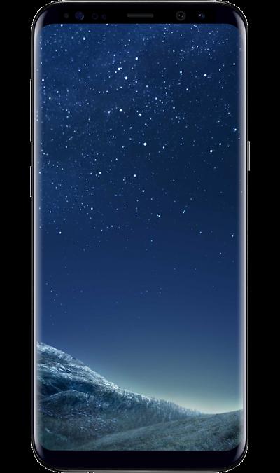 Samsung Samsung Galaxy S8+ 64Gb Black смартфоны samsung смартфон galaxy s8 64gb black