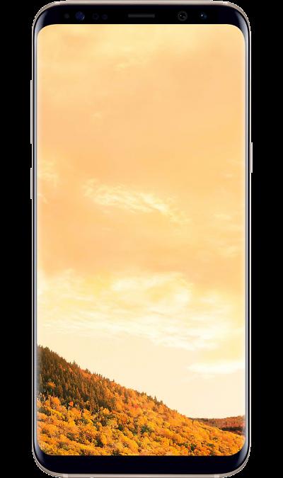 Смартфон Samsung Galaxy S8 Plus SM-G955 64GB Gold (желтый топаз) + аксессуары на выборСмартфоны<br><br>