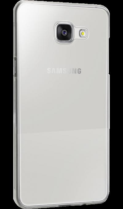 Чехол-крышка Inter-Step для Samsung Galaxy A5 (2016), силиконЧехлы и сумочки<br>Чехол Samsung поможет не только защитить ваш Samsung Galaxy A5 (2016) от повреждений, но и сделает обращение с ним более удобным, а сам аппарат будет выглядеть еще более элегантным.<br>