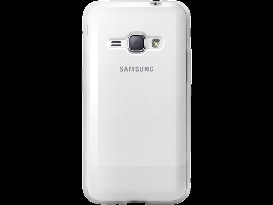 Чехол-крышка Inter-Step для Samsung Galaxy J1 (2016), силикон