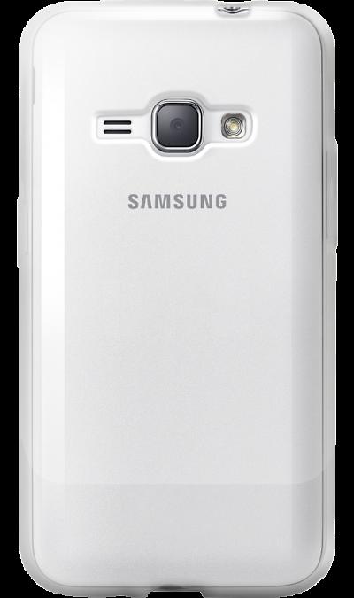 Чехол-крышка Inter-Step для Samsung Galaxy J1 (2016), силиконЧехлы и сумочки<br>Чехол Samsung поможет не только защитить ваш Samsung Galaxy J1 (2016) от повреждений, но и сделает обращение с ним более удобным, а сам аппарат будет выглядеть еще более элегантным.<br>