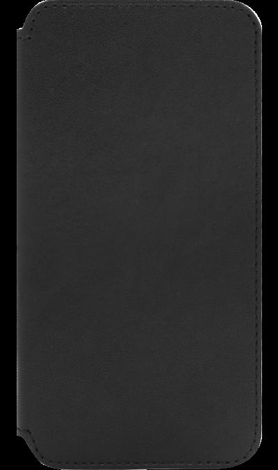 Чехол-книжка OxyFashion для ASUS ZenFone 3 Max ZC553KL, кожзам, черныйЧехлы и сумочки<br>Чехол поможет не только защитить ваш ASUS ZenFon 2 ZB551KL View  от повреждений, но и сделает обращение с ним более удобным, а сам аппарат будет выглядеть еще более элегантным.<br><br>Colour: Черный