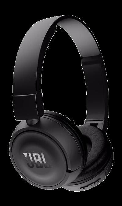 JBL T450BTНаушники и гарнитуры<br>Мощные басы и отсутствие проводов.<br>Представляем накладные наушники JBL T450BT. Они легкие, удобные и компактные, а также имеют складную конструкцию. Внутри корпуса находится пара 32-мм динамиков, способных выдавать впечатляющие басы и воспроизводить мощное звучание JBL Pure Bass, который можно услышать в крупных помещениях. Кнопки управления музыкой/звонками и микрофоном расположены на чашке. А поскольку ваша музыка должна сопровождать вас везде, куда бы вы ни отправились, наушники ...<br><br>Colour: Черный