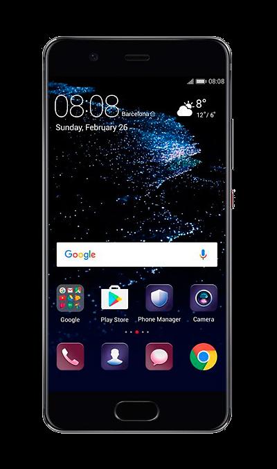Huawei P10 Dual sim 64Gb Ram 4GbСмартфоны<br>2G, 3G, 4G, Wi-Fi; ОС Android; Камера 20 Mpix, AF; Разъем для карт памяти; MP3,  BEIDOU / GPS / ГЛОНАСС; Вес 145 г.<br><br>Colour: Черный