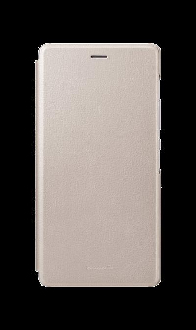 Huawei Чехол-книжка Huawei для P9 lite, полиуретан, золотистый