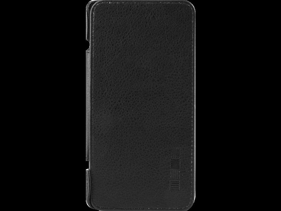 Чехол-книжка Inter-Step для HTC Desire 830, кожзам, черный