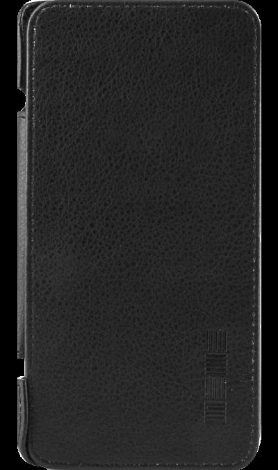 Чехол-книжка Inter-Step для HTC Desire 830, кожзам, черныйЧехлы и сумочки<br>Удобный чехол для HTC Desire 830 поможет не только защитить ваш смартфон от повреждений, но и сделает обращение с ним более удобным, а сам аппарат будет выглядеть еще более элегантным.<br><br>Colour: Черный