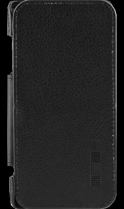 Inter-Step Чехол-книжка Inter-Step для ZTE Blade V7 lite, кожзам, черный цена и фото