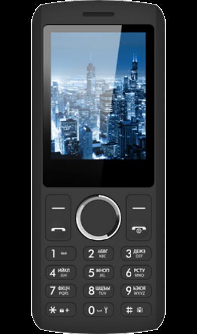 Vertex Телефон VERTEX D516 Black (черный) vertex d511