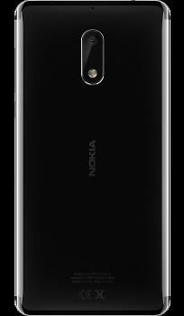 Купить Смартфон Nokia 6 Black по выгодной цене в Москве в интернет ... a788e296d41