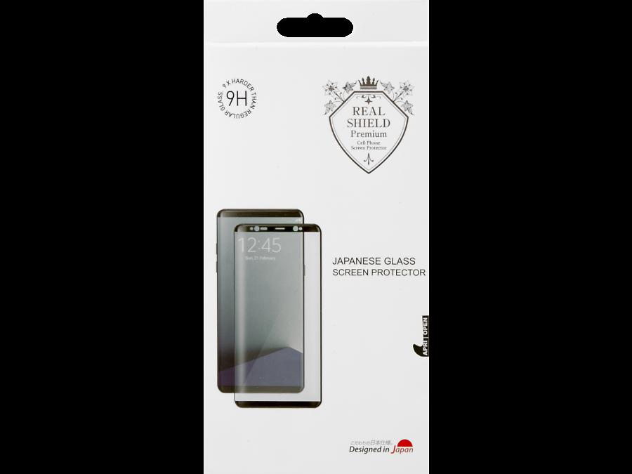Real Shield Защитное стекло Real Shield для Samsung Galaxy S8 shield толстовка