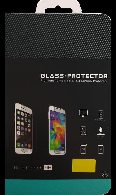 Защитное стекло Glass-Protector для iPhone 5/5SЗащитные стекла и пленки<br>Качественное защитное стекло прекрасно защищает дисплей от царапин и других следов механического воздействия. Оно не содержит клеевого слоя и крепится на дисплей благодаря эффекту электростатического притяжения.<br>