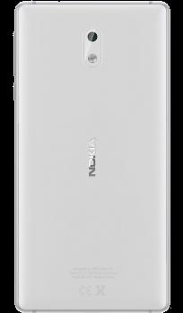 d2f9bc11bfd54 Купить Смартфон Nokia 3 Silver White по выгодной цене в Москве в ...