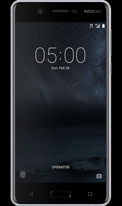 Nokia 6 32Gb SilverСмартфоны<br>2G, 3G, 4G, Wi-Fi; ОС Android; Камера 16 Mpix, AF; Разъем для карт памяти; MP3, FM,  GPS / ГЛОНАСС<br><br>Colour: Черный