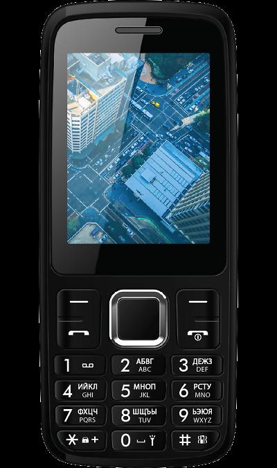 VERTEX D517Телефоны<br>2G; Камера 0.3 Mpix; Разъем для карт памяти; MP3, FM; Время работы 170 ч. / 5.0 ч.<br><br>Colour: Черный