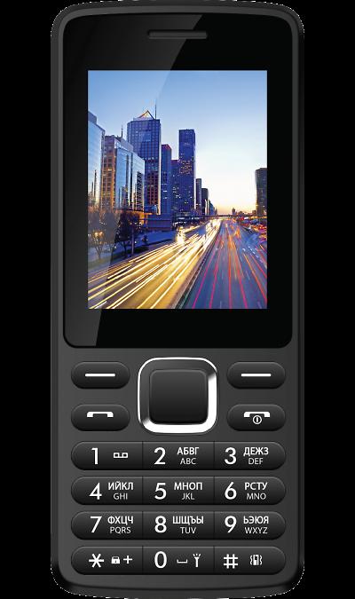 VERTEX D518Телефоны<br>2G; Камера 0.3 Mpix; Разъем для карт памяти; MP3, FM; Время работы 250 ч. / 8.0 ч.<br><br>Colour: Черный