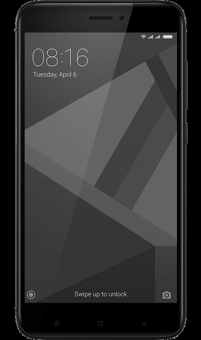 Xiaomi Redmi 4X Black   пакет МегаФон ТВ