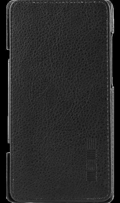 Чехол-книжка Inter-Step для Prestigio 7551, кожзам, черныйЧехлы и сумочки<br>Чехол поможет не только защитить ваш смартфон от повреждений, но и сделает обращение с ним более удобным, а сам аппарат будет выглядеть еще более элегантным.<br><br>Colour: Черный