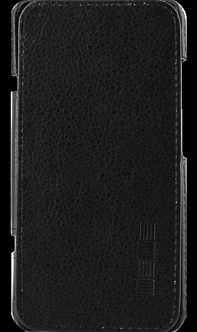 Чехол-книжка Inter-Step для Vertex Impress Luck, кожзам, черныйЧехлы и сумочки<br>Чехол поможет не только защитить ваш  Vertex Impress Luck от повреждений, но и сделает обращение с ним более удобным, а сам аппарат будет выглядеть еще более элегантным.<br><br>Colour: Черный